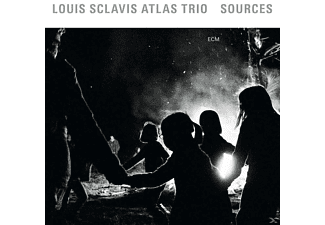 Louis Sclavis, Atlas Trio - Sources - (CD)