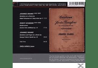 Sheila Arnold - Kinderszenen / Variationen  - (CD)