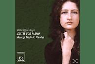 Dina Ugorskaja - Suites For Piano [CD]