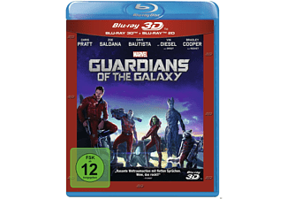 Guardians of the Galaxy 3D Blu-ray (+2D)