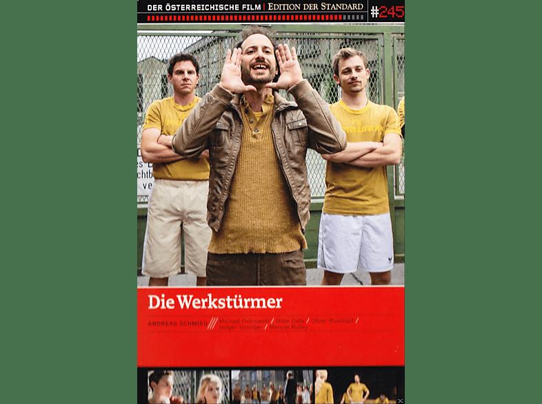 DIE WERKSTÜRMER [DVD]