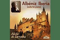 Alicia De Larrocha - Iberia [CD]