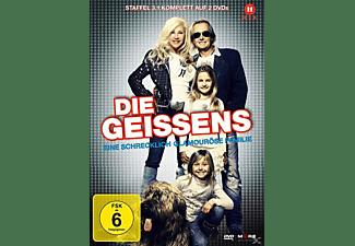 Die Geissens - Staffel 3.1 DVD