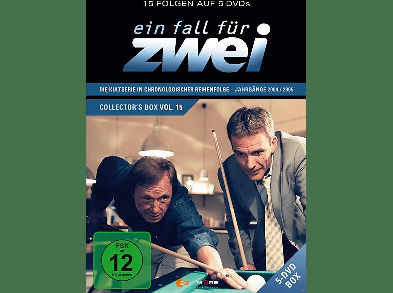 Ein Fall für Zwei - Collector's Box 15 (210-224) [DVD]