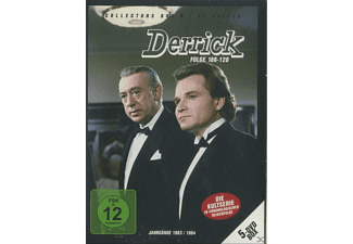 Derrick: Collector's Box Vol. 8 (Folge 106 - 120) - (DVD)