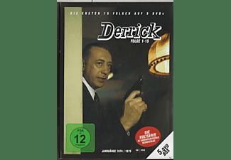 Derrick: Collector's Box Vol. 1 (Folge 1-15) DVD