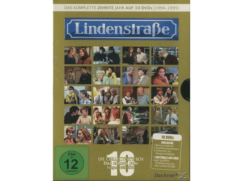 Lindenstraße - Das komplette 10. Jahr [DVD]