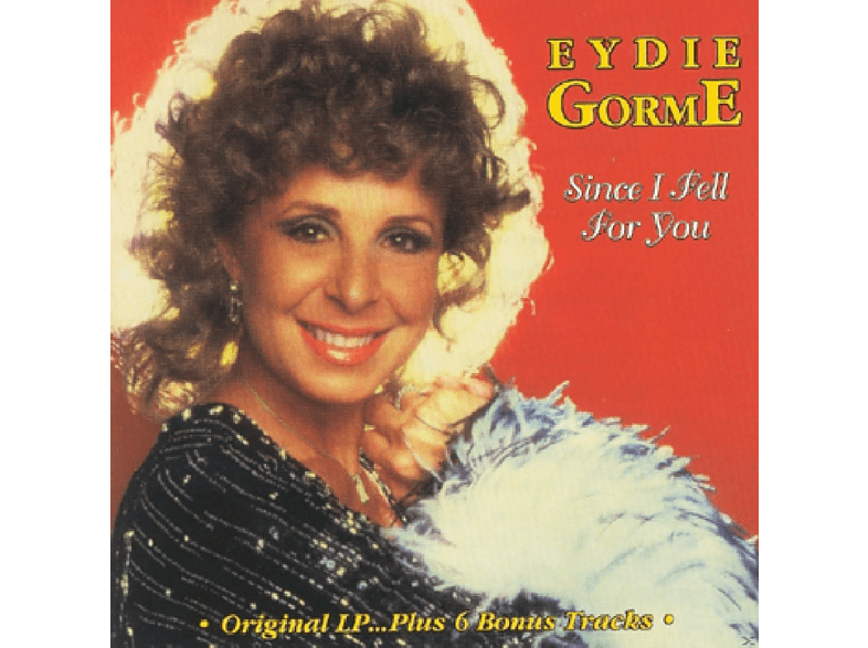Eydie Gorme - Since I Fell For You [CD]