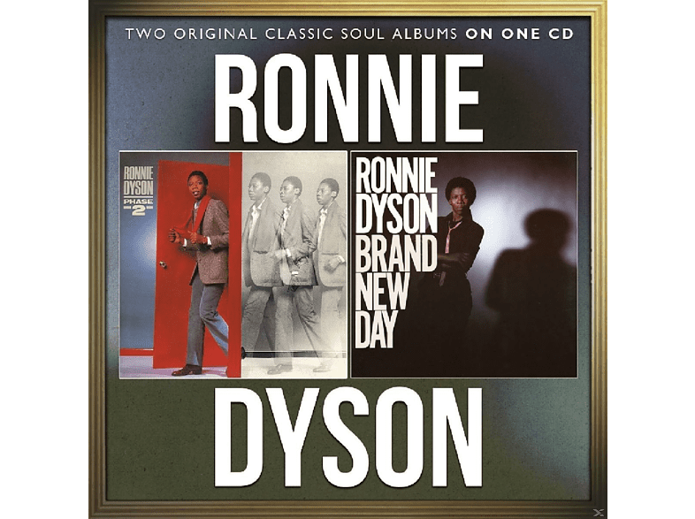 Ronnie Dyson - Phase 2 / Brand New Day [CD]