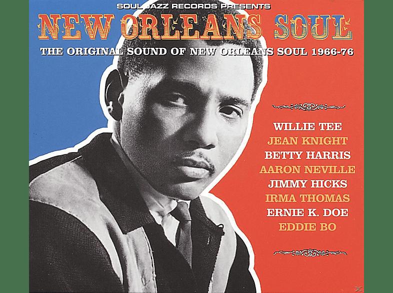 VARIOUS - New Orleans Soul 1960-1976 [LP + Download]