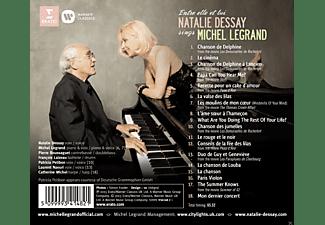 Natalie Dessay - Entre Elle Et Lui  - (CD)