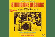 SOUL JAZZ RECORDS PRESENTS/VARIOUS - The Legendary Studio One Records [Vinyl]