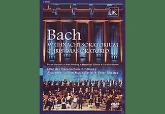 Akademie Für Alte Musik Berlin - Weihnachtsoratorium  - (DVD)