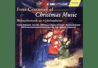 McFadden/Bär/SWR Vokalensemble - 4 Jahrhunderte Weihnachtsmusik  - (CD)