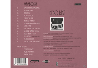 Bebo Best & The Super Lounge Orchestra - Mambossa  - (CD)