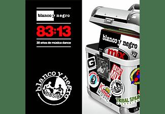 Variuos - 30 Years Of Dance Music Blanco Y Negro  - (CD)