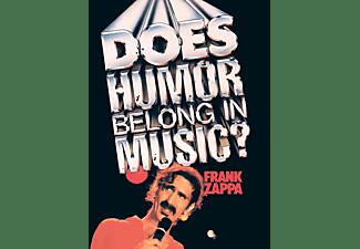 Frank Zappa - Does Humor Belong In Music?  - (CD)
