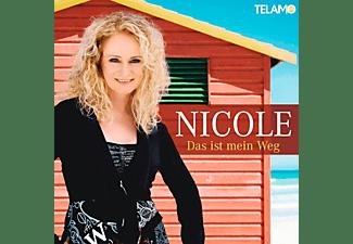 Nicole - Das Ist Mein Weg  - (CD)