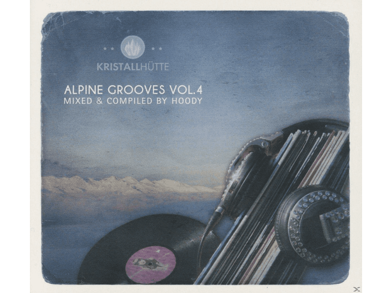 VARIOUS - Alpine Grooves Volume 4 [CD]