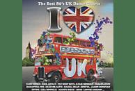VARIOUS - I Love Disco UK Dance [CD]