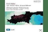 Michael Gielen, Diego Masson, Zsolt Nagy, Wdr Sinfonieorchester Köln, Volker Müller, Marie-louise Gilles - Topic/Horizont/Mythos/Schwarze Halbinseln [CD]