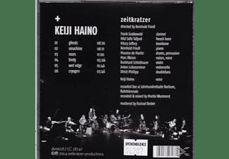 Zeitkratzer, Keiji Haino - Live At Jahrhunderthalle Bochum  - (CD)