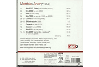 P. Kopatchinskaja, B. Previsic, V. Blagojevic - Matthias Arter: Solo Pieces 1993-2007 [CD]