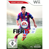 FIFA 15 Legacy Edition (Software Pyramide) - [Nintendo Wii]