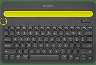 LOGITECH K480 Tastatur Schwarz