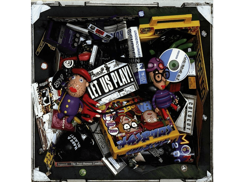 Coldcut - Let Us Play [CD + CD-ROM]
