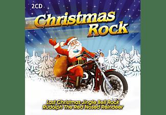 VARIOUS - Christmas Rock  - (CD)
