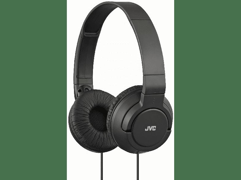 JVC HA-S180-B-E , On-ear Kopfhörer  Schwarz