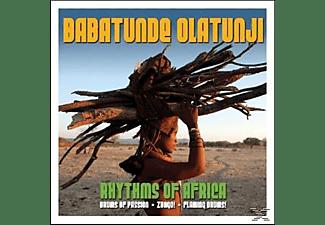 Babatunde Olatunji - Rhythms Of Africa  - (CD)