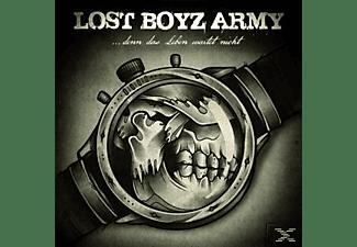 Lost Boyz Army - ...Denn Das Leben Wartet Nicht  - (CD)