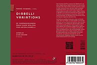 Angela Cholakian - Diabelli-Variationen [CD]