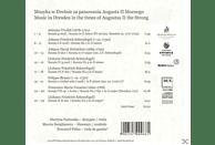 Martyna Pastuszka, Krzystof Firlus, Marcin Swiatkiewicz - Musik In Dresden Zur Zeit Augusts Des Starken [CD]