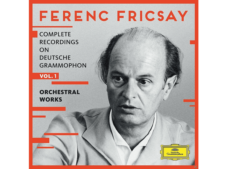 VARIOUS - Complete Recordings On Deutsche Grammophon Volume 1 - Orchestral Works [CD]