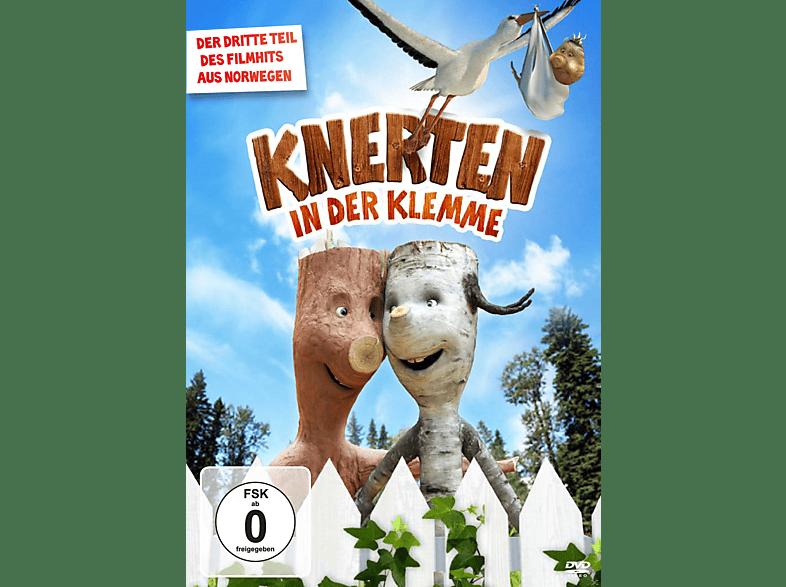 Knerten in der Klemme [DVD]