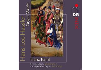 Franz Raml - Organ Works - (CD)