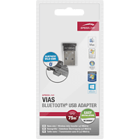 SPEEDLINK SL-7411-BK VIAS Nano Bluetooth USB Adapter Schwarz