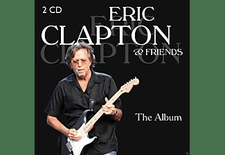 Eric Clapton & Friends - Eric Clapton - The Album  - (CD)
