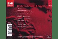 Daniel Barenboim, J.Du Pre - Cellosonaten  (Ex Df) [CD]