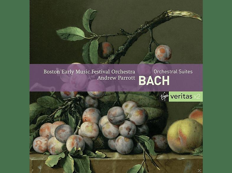 Christopher Krueger, John Gibbons, Boston Early Music, Daniel Stepner - Orchestersuiten [CD]