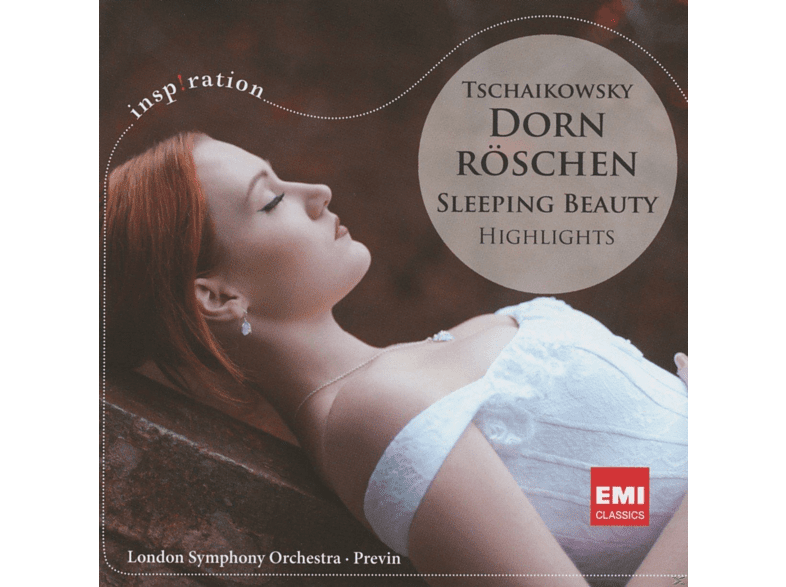 André Previn, London Symphony Orchestra - Dornröschen-Highlights [CD]