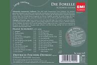Dietrich Fisher-Dieskau, Gerald Moore - Die Forelle [CD]