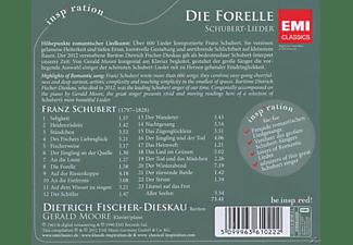 Dietrich Fisher-Dieskau, Gerald Moore - Die Forelle  - (CD)