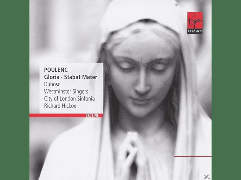 Richard Hickox, Westminster Singers, City Of London Sinfonia, Dubosc Catherine - Gloria, Stabat Mater [CD]