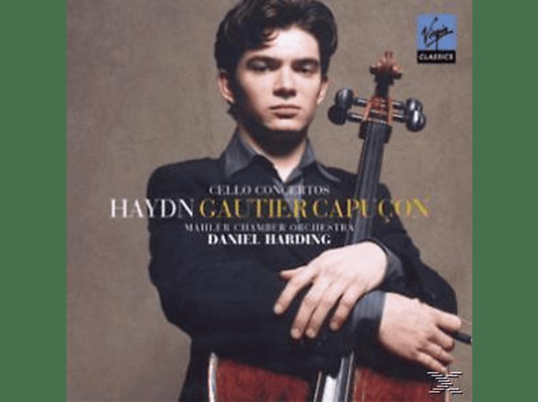 Gautier Capucon - Haydn: Cello Concertos [CD]