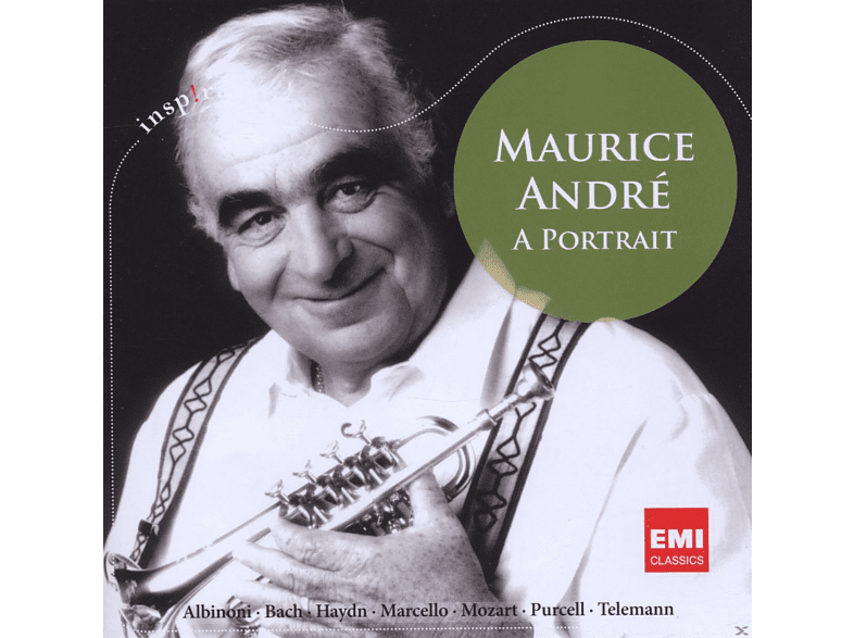 Maurice Andre - Maurice Andre: A Portrait [CD]