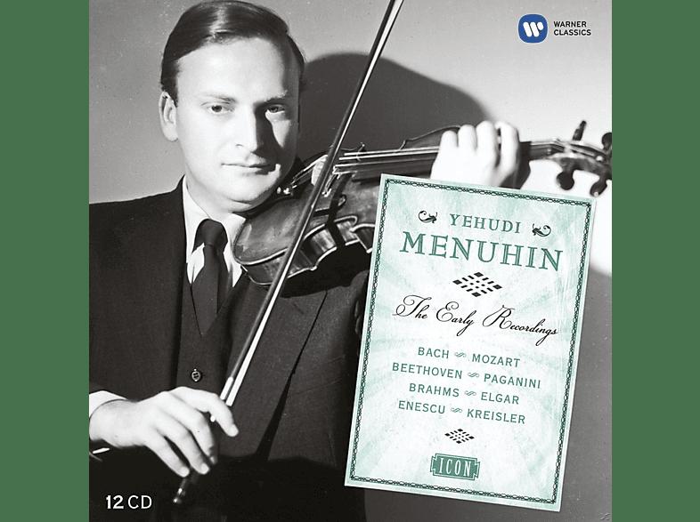 Yehudi Menuhin - The Early Recordings [CD]